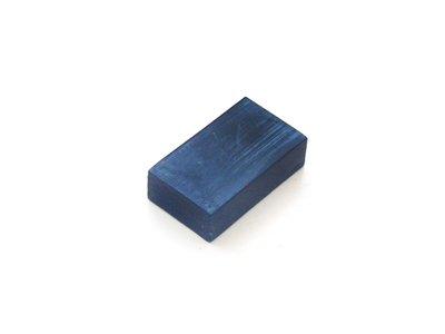 Wasblokje 18 - pruisischblauw