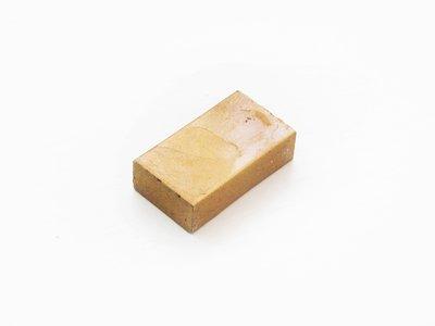 Wasblokje 28 - brons