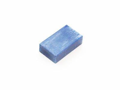 Wasblokje 41 - neonblauw