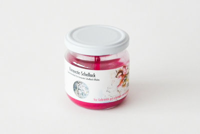 Shellac Pink